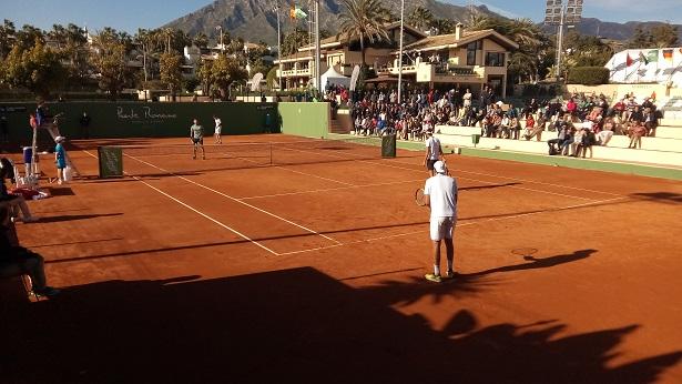 Carlos Gomez Herrera Marko Djokovic Challenger Marbella
