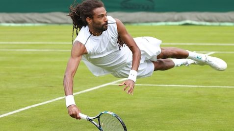 Dustin Brown Challenger marbella