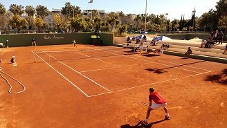 Granollers Sumit Nagal challenger marbella