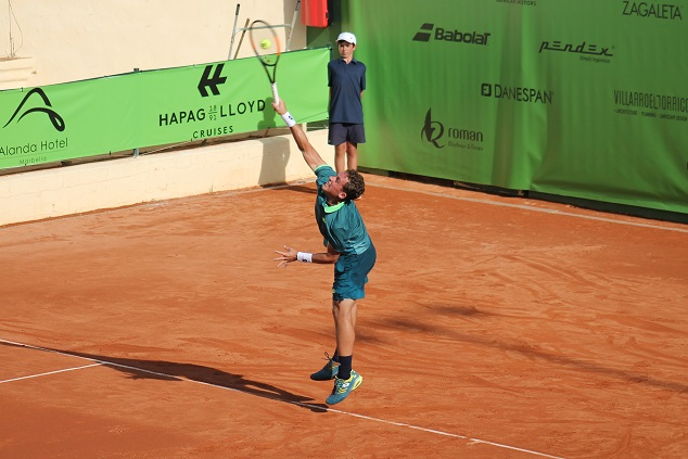 Roberto Carballes 3 Challenger Marbella
