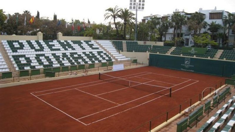 Tenis Malaga Puente Romano