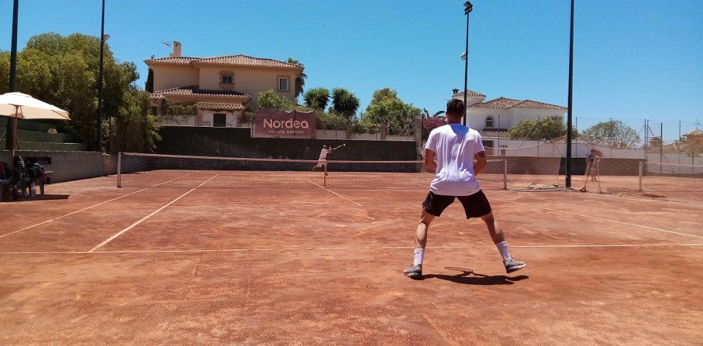 Inicio Temporada 2 Liga Tenis Malaga 3