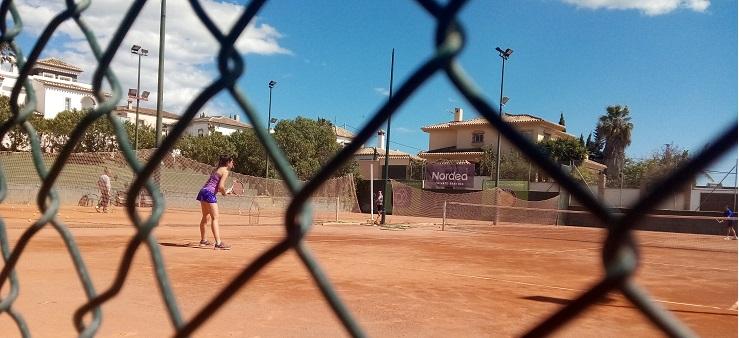 Ana Grupo 6 Liga Tenis Málaga