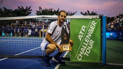 Adrian Menendez Maceiras Puerto Vallarta tenis malaga