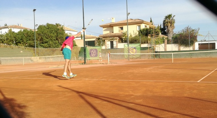 Ale tenis Malaga Cuartos de final play off