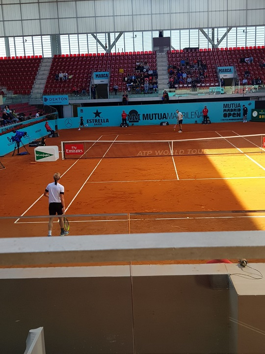 Alejandro Davidovich Mutua Madrid Open Tenis Malaga