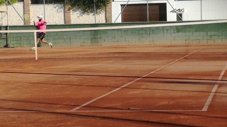 Leo octavos play off tenis malaga