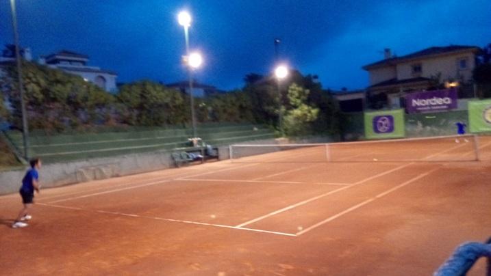 axel octavos play off tenis malaga