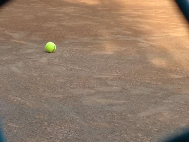 pelota tenis Malaga Cuartos de final play off