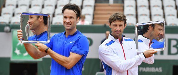 Ferrero y Moya Senior Master Cup Tenis Malaga
