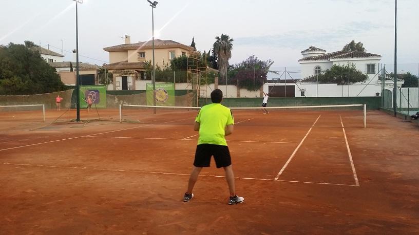 campeon play off A liga tenis malaga 3