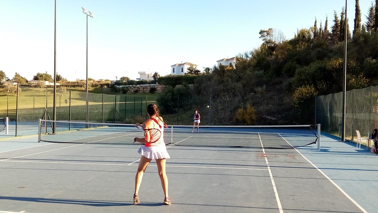 campeona consolacion play off B liga tenis malaga 2