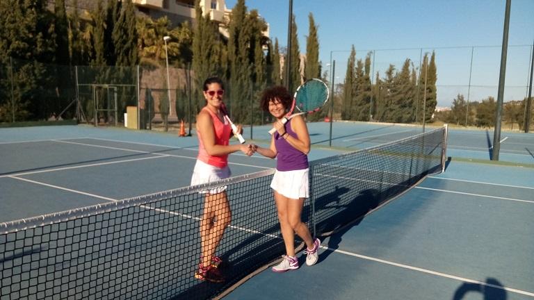 campeona consolacion play off B liga tenis malaga