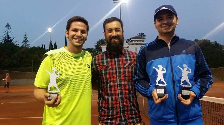 campeones temporada 1 tenis malaga