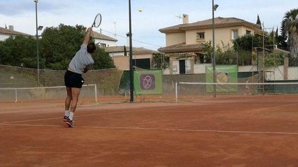 inicio temporada 2 liga Tenis malaga
