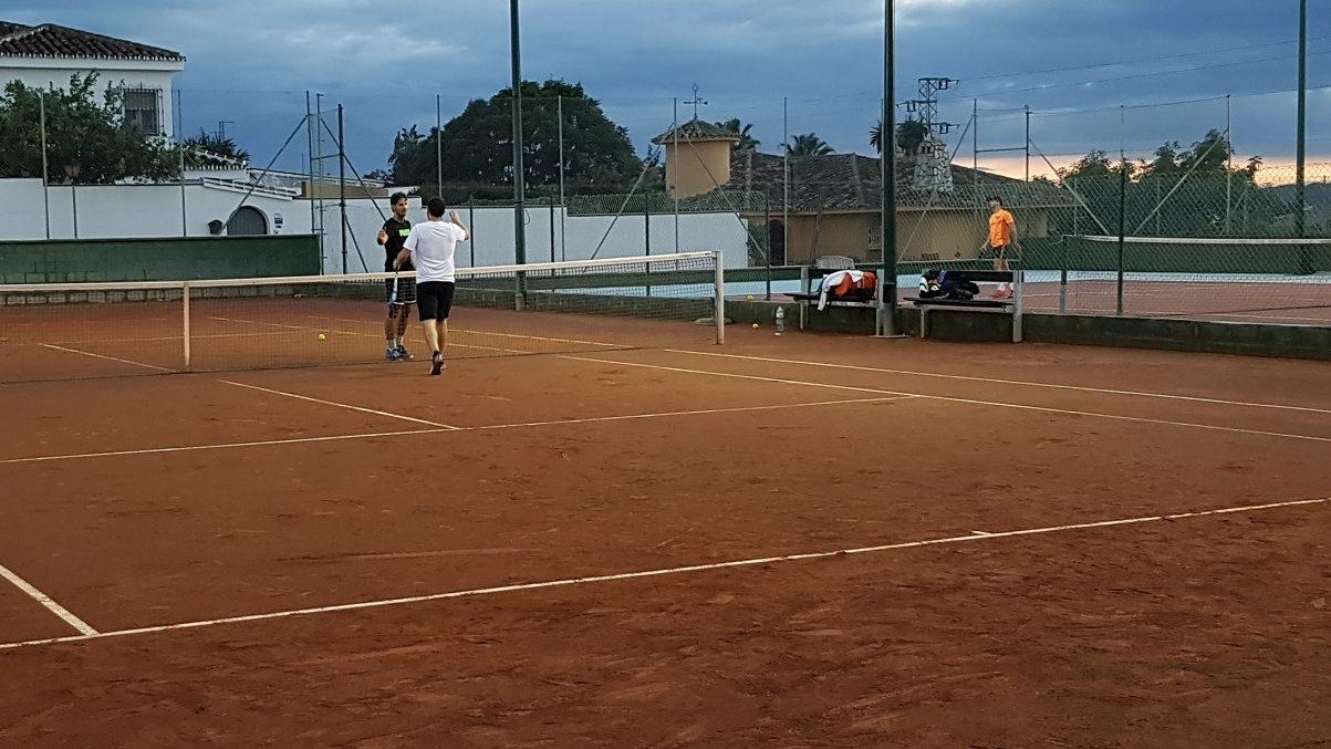 Resumen Ciclos 1 y 2 Liga tenis Málaga temporada 2 2
