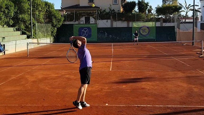 resumen ciclos 3 y 4 liga tenis malaga