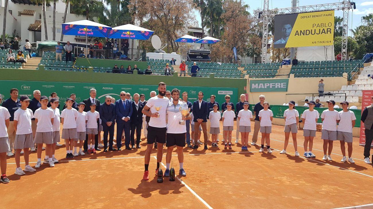Pablo Andujar Campeón Challenger de Marbella 2019