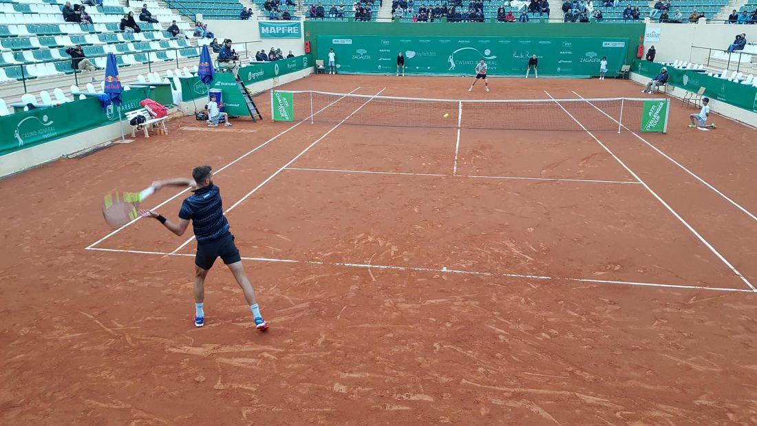 Semifinales Challenger de Marbella 2019 5