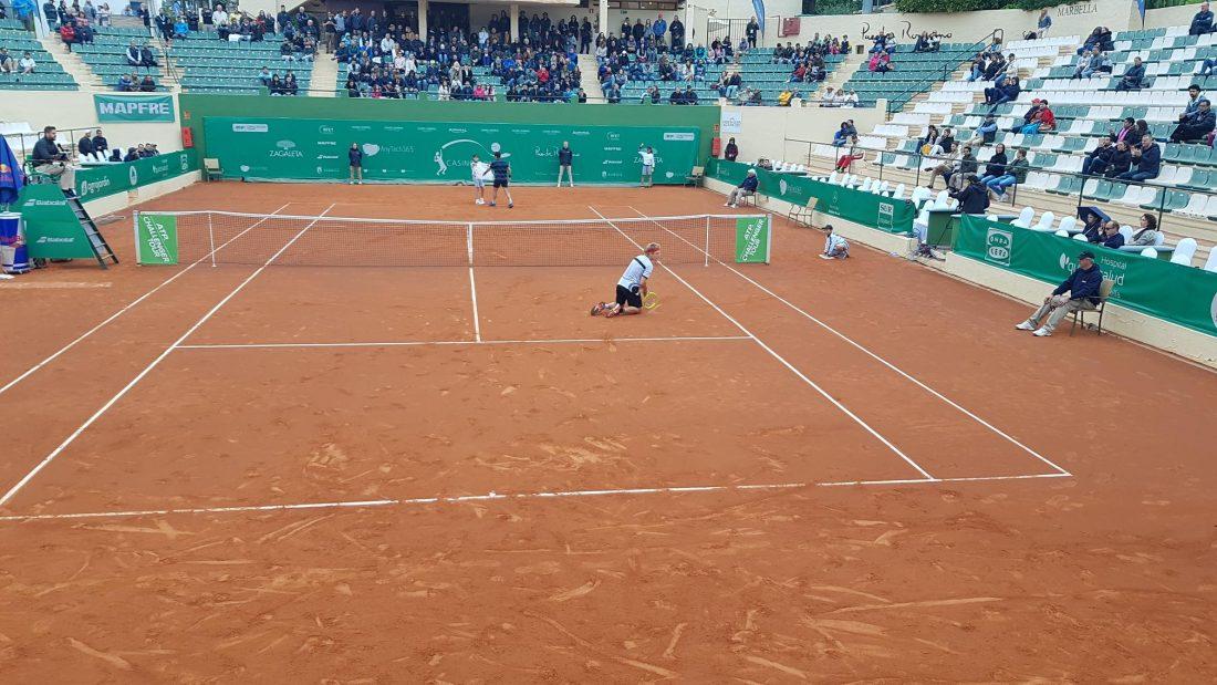 Semifinales Challenger de Marbella 3