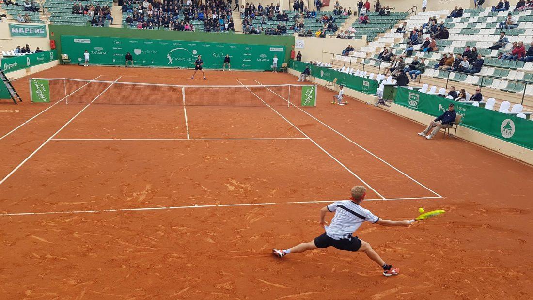 Semifinales Challenger de Marbella 2019 2
