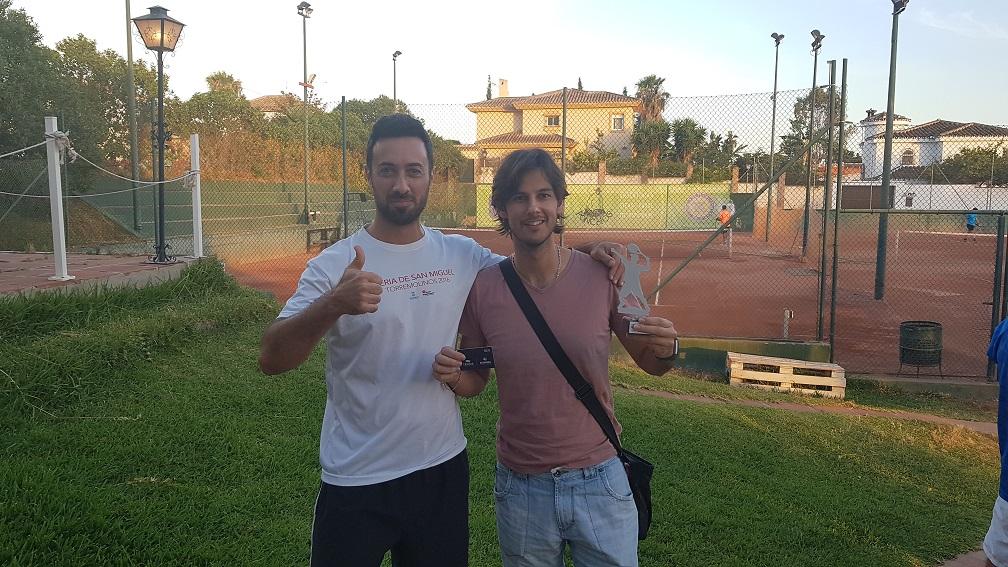 campeones liga tenis malaga campeon consolacion play off a