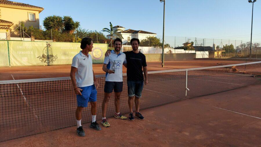 campeon Play Off B temporada 3 Liga Tenis Málaga