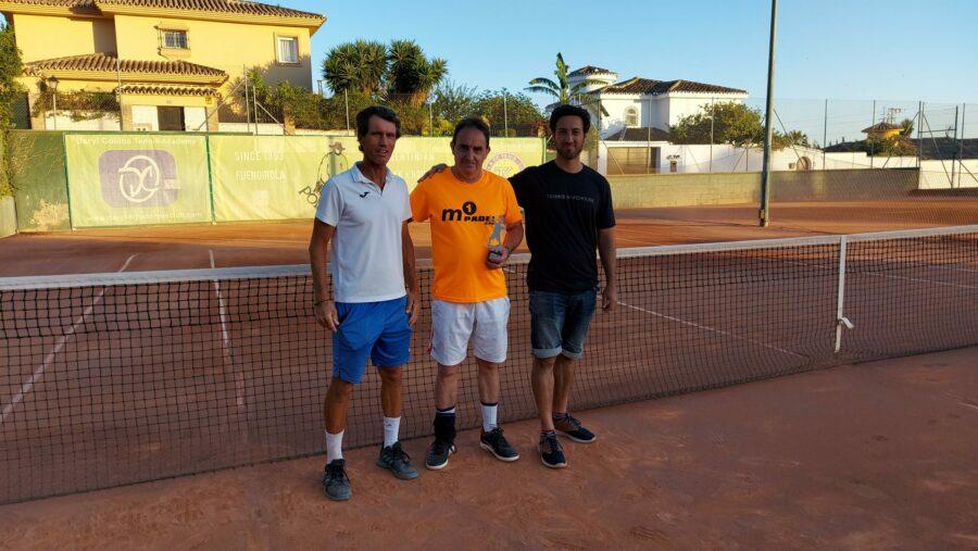 campeon Play Off C temporada 3 Liga Tenis Málaga