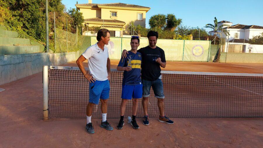 premio fair play temporada 3 Liga Tenis Málaga