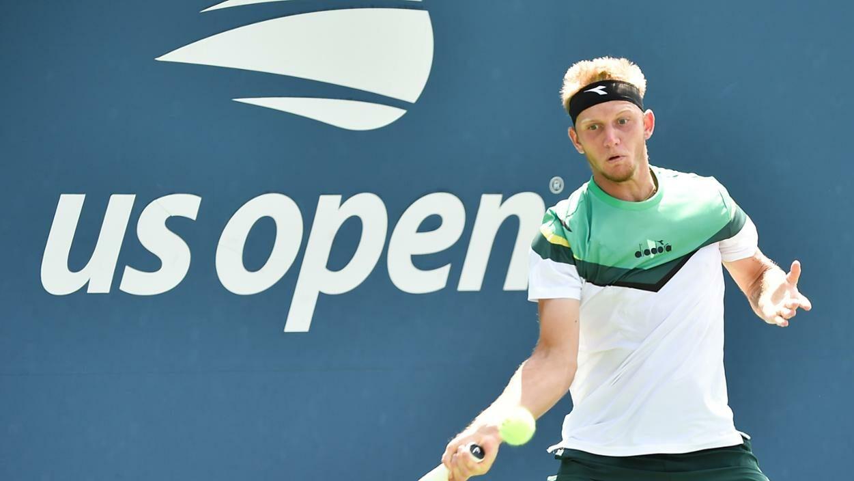 Alejandro Davidovich US Open